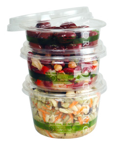 Compostable Clamshells/Take Out Containers   World Centric